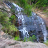 Mui Wo Waterfall panned, 2009