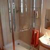 Prysznic z systemem do masazu/ Shower with a masage system